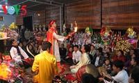 Valores patrimoniales de Vietnam en el culto a Diosas Madres avanzan en el mundo