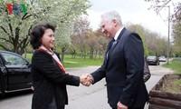 Gira europea de la presidenta del Parlamento vietnamita concluye con éxito