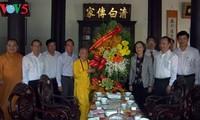 Vietnam insiste en proteger libertad de credo y religión del pueblo