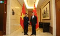 Vietnam y China interesados en fortalecer cooperación integral