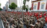 Presidente Nicolás Maduro saca el Ejército a las calles de Venezuela