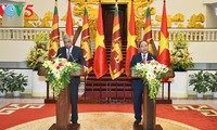 Concluye visita del primer ministro de Sri Lanka a Vietnam