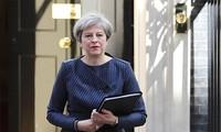 Elecciones anticipadas, decisión oportuna de primera ministra británica