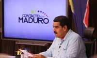 Presidente venezolano insiste en conversaciones con la oposición