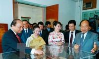 Dirigentes de Vietnam y Laos determinados a robustecer relaciones bilaterales