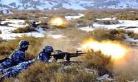 China realizará ensayo con nuevos equipos en respuesta al despliegue estadounidense de THAAD