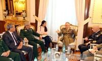 Vietnam e Italia consolida cooperación militar