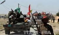 Fuerzas iraquíes ganan terreno en combate a militantes en Mosul