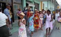 "Almas cubanas, vestidas de vietnamitas, abren la V Jornada ""José Martí-Ho Chi Minh"""