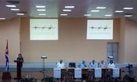 Reclaman en Cuba unidad del mundo contra la guerra
