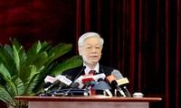 Arranca V Pleno del Comité Central del Partido Comunista de Vietnam