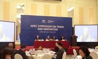 APEC llama a la aplicación de innovaciones para el crecimiento económico sostenible