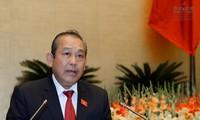 Gobierno vietnamita adopta medidas para cumplir metas económicas