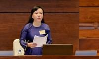 El electorado vietnamita muestra interés en las comparecencias de ministros