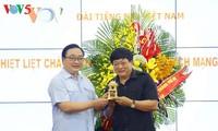 La Voz de Vietnam acompaña Hanoi en su desarrollo socioeconómico