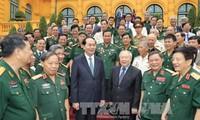 Presidente vietnamita insta a fomentar las relaciones con Camboya