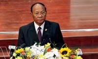 Jefe parlamentario camboyano visitará Vietnam