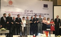 Impulsan cooperación en energía entre Vietnam y países europeos