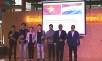 Inauguran en Holanda primer Congreso Deportivo de la Asean