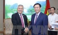 Vietnam fortalece la cooperación con Indonesia, Nueva Zelanda y Australia