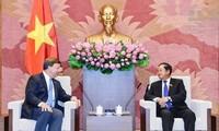 Vietnam y Estados Unidos vigorizan relaciones