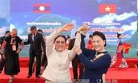 Líder del Parlamento de Laos concluye visita en Vietnam