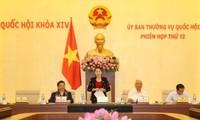 Arranca la duodécima reunión del Comité Permanente del Parlamento vietnamita