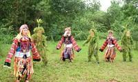 Etnia Lo Lo mantiene la tradición de rendir culto a los ancestros