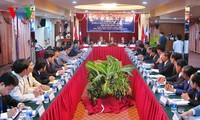 Vietnam y Laos ratifican la voluntad de construir una frontera común de paz, amistad y cooperación