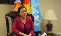 Vietnam defiende la lucha de los palestinos ante el Consejo de Seguridad de la ONU