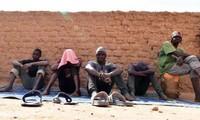 Miles de refugiados salvados en el desierto de Níger por la ONU
