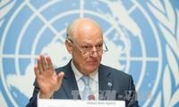 ONU espera conversaciones de paz en Siria en octubre o noviembre