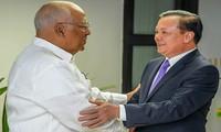 Vietnam y Cuba refuerzan la cooperación en economía y comercio