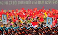 Autoridades vietnamitas reciben mensajes de felicitación de líderes mundiales por el Día Nacional