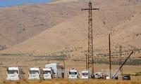 Aviones rusos ayudan al ejército sirio a retomar territorios de manos de los yihadistas