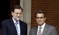 Madrid rechaza el intento de referéndum sobre la independencia de Cataluña