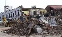 Decretan tres días de luto por las víctimas del terremoto en México