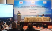 La Legislación Internacional ayuda a mantener la paz y la seguridad marítima en Asia