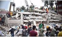 Sigue aumentando el número de víctimas fatales en el terremoto en México