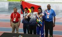 Vietnam ocupa la cuarta posición de la clasificación de ASEAN Para Games 9