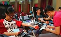 Celebran Festival de donación de sangre