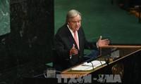 Jefe de la ONU llama a una solución diplomática para la crisis coreana