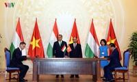 Primer ministro húngaro finaliza su visita a Vietnam