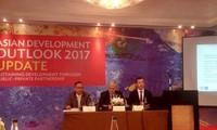El Banco Asiático de Desarrollo prevé un crecimiento estable de la economía vietnamita