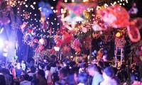 Recrean la Fiesta del Medio Otoño tradicional en Hanói