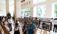 Destacan en una exposición en Hanói al Che como un actor relevante en la esfera constructiva