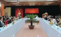 Insisten en la importancia de la renovación del estilo de trabajo según la enseñanza de Ho Chi Minh