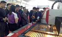 Cientos de empresas participan en la Feria Internacional de Productos Industriales de Vietnam 2017