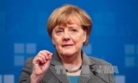 Canciller alemana inicia las conversaciones sobre la creación del gobierno de coalición