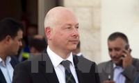 Enviado especial estadounidense llega a Egipto para discutir la reconciliación palestina
